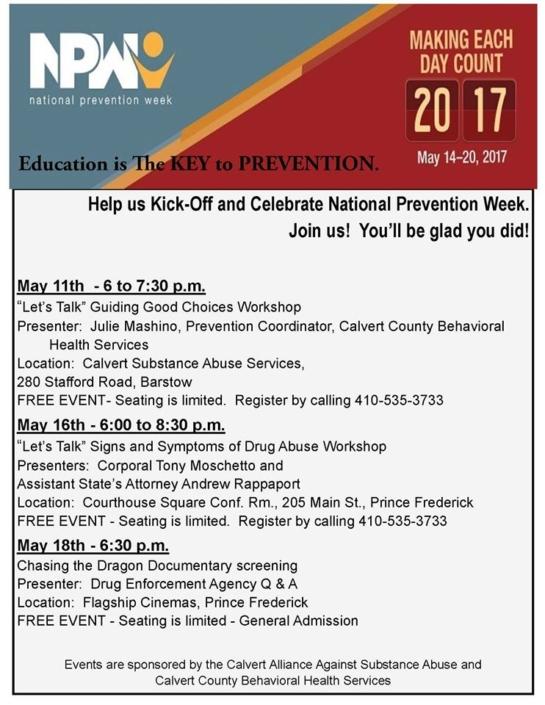 Opioid Prevention Discussion